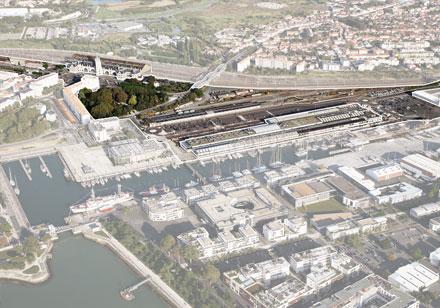 La Rochelle – Espace gare