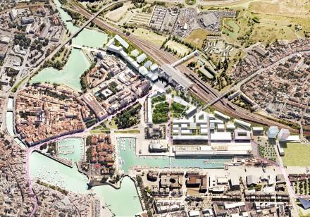 Quartier de la Gare, La Rochelle