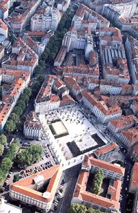 Place Bahadourian, Lyon