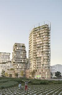 Inventons la Métropole du Grand Paris IMGP, Rosny-sous-bois