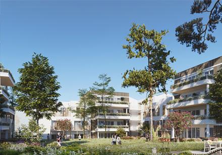 Logements Ecoquartier de l'Ile de La Marne, Noisy-le-Grand